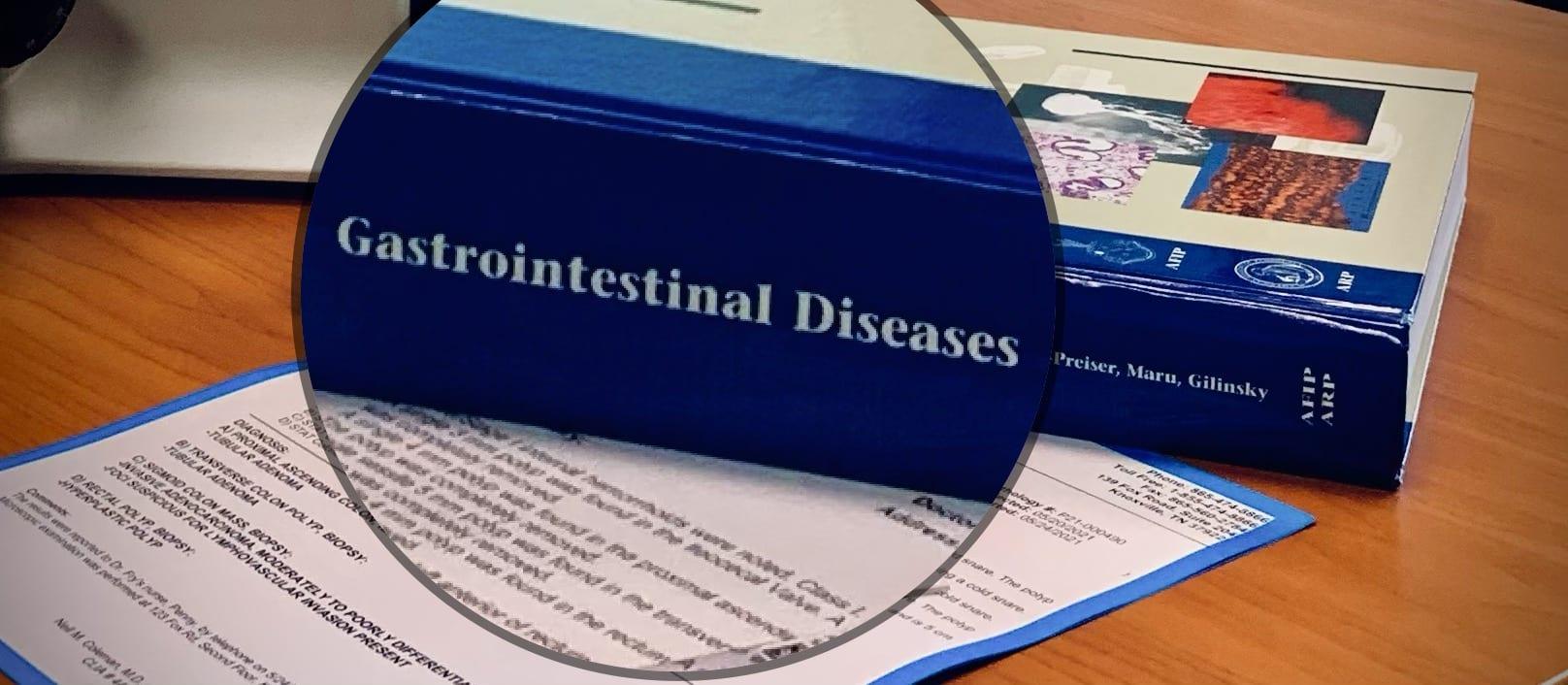gastrointestinal disease textbook